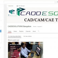 cadd e solutions video